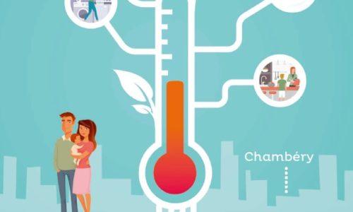 Le guide de l'usager du réseau de chaleur de Chambéry